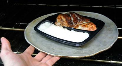 Placer au four sur une plaque à biscuits et chauffer à 350°F pendant 10 à 20 minutes.